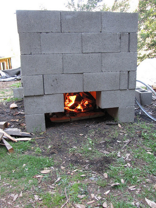 Yes Green Infrastructure: Native Biochar Stove