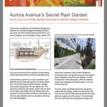 Aurora-Shoreline Bioretention Planter Case Study
