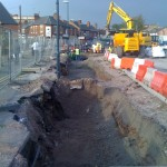 Providing Soil For Car Park Trees in Derby, UK Silva Cell Case Study: Council Transit Hub Redevelopment