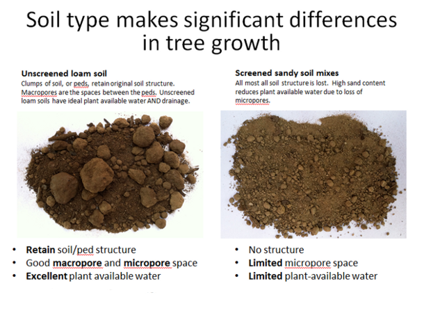 Silva cell design features explained deeproot blog for Why are soils different