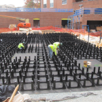 Case Study: UNC Plaza Trees Make a Statement 12 Bald Cypresses receive 700 ft3 of soil per tree
