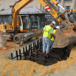 Silva Cell Case Study: Installing Without Side Access Rodney Square, Wilmington, DE