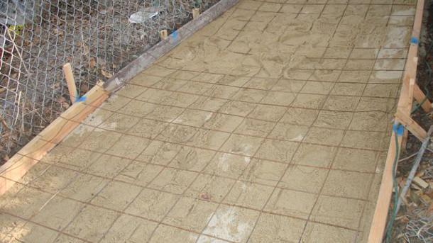 sand and mesh