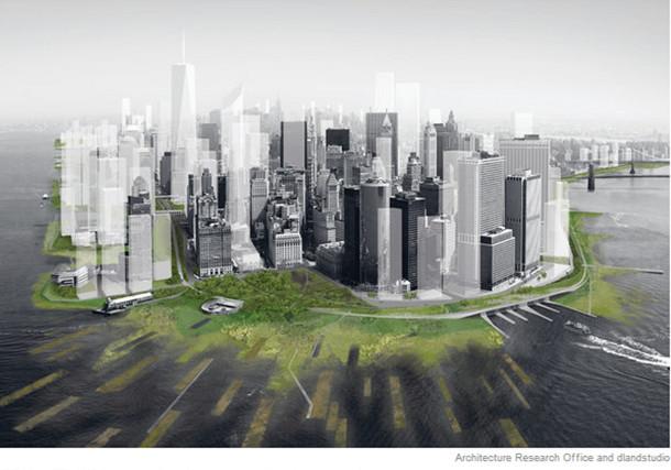 Manhattan wetlands?