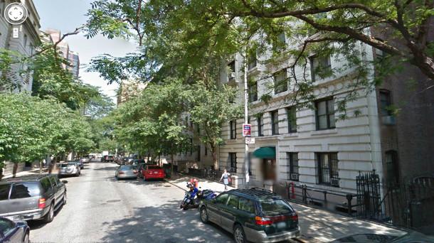 West 107th Street in Manhattan