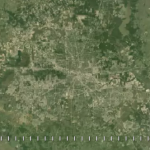 Google's Earth Engine Timelapse: 1984 to 2012