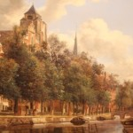 History of Street Trees in Holland Part 2: Pruning and Polders, Tree Trimmings, and Green Infrastructure