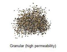 Soil - granular
