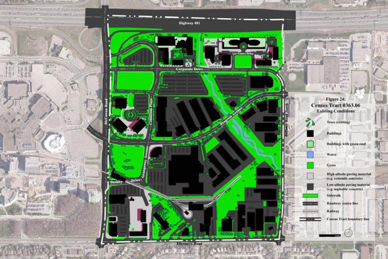 Scarborough: existing design