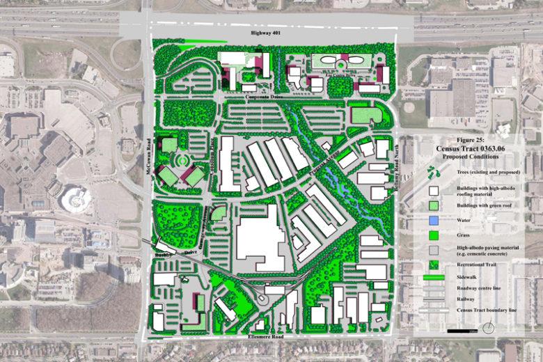Scarborough: proposed design