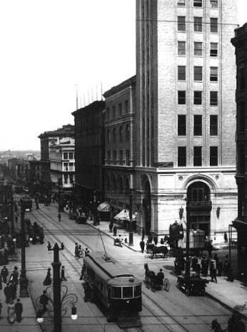 16th in 1912. Photo credit: L.C. McClure