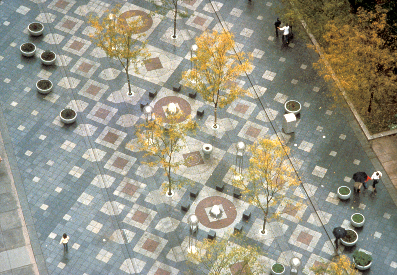 denver s 16th street mall custom suspended pavement system turns 32