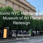 Iconic Metropolitan Museum Plaza Redesign Silva Cell Case Study