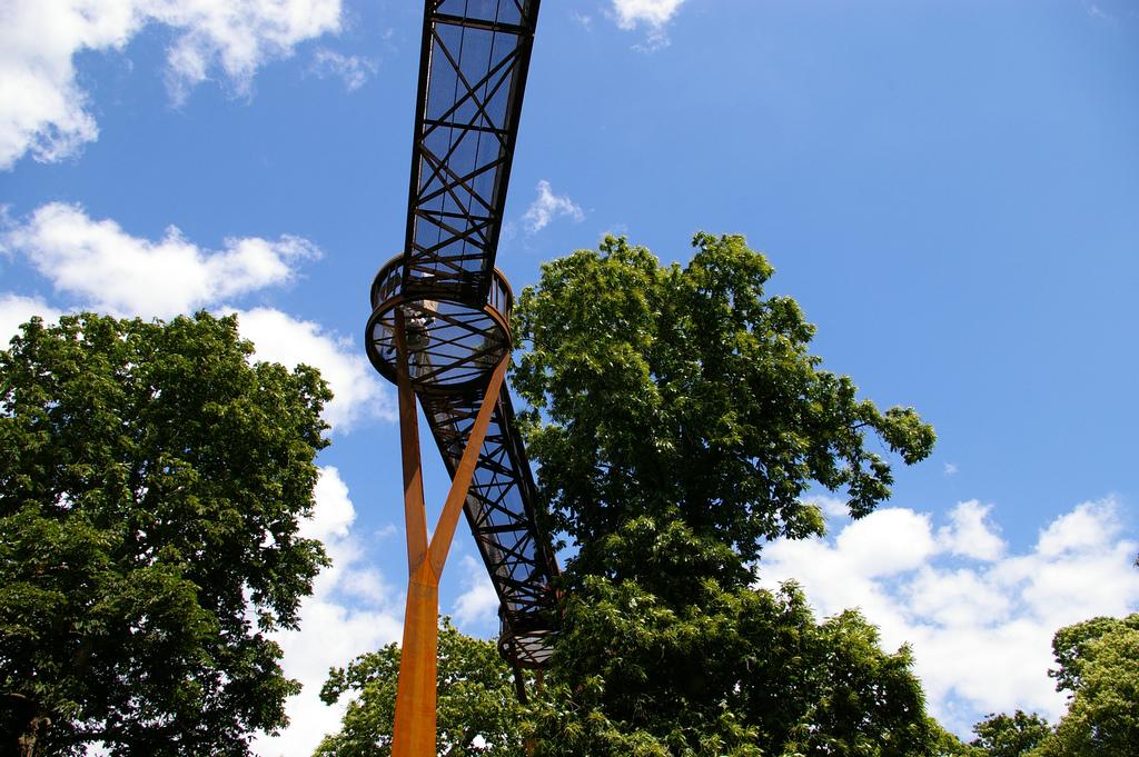 Kew Botanic Gardens Treetop Walkway