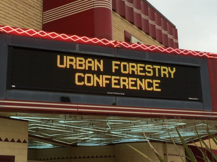 Urban Forestry conference