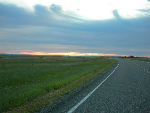 Great plains and the earth's biomes