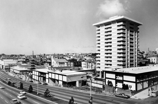 Geary-Japantown 1970s