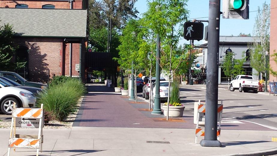 Boise Streetscape
