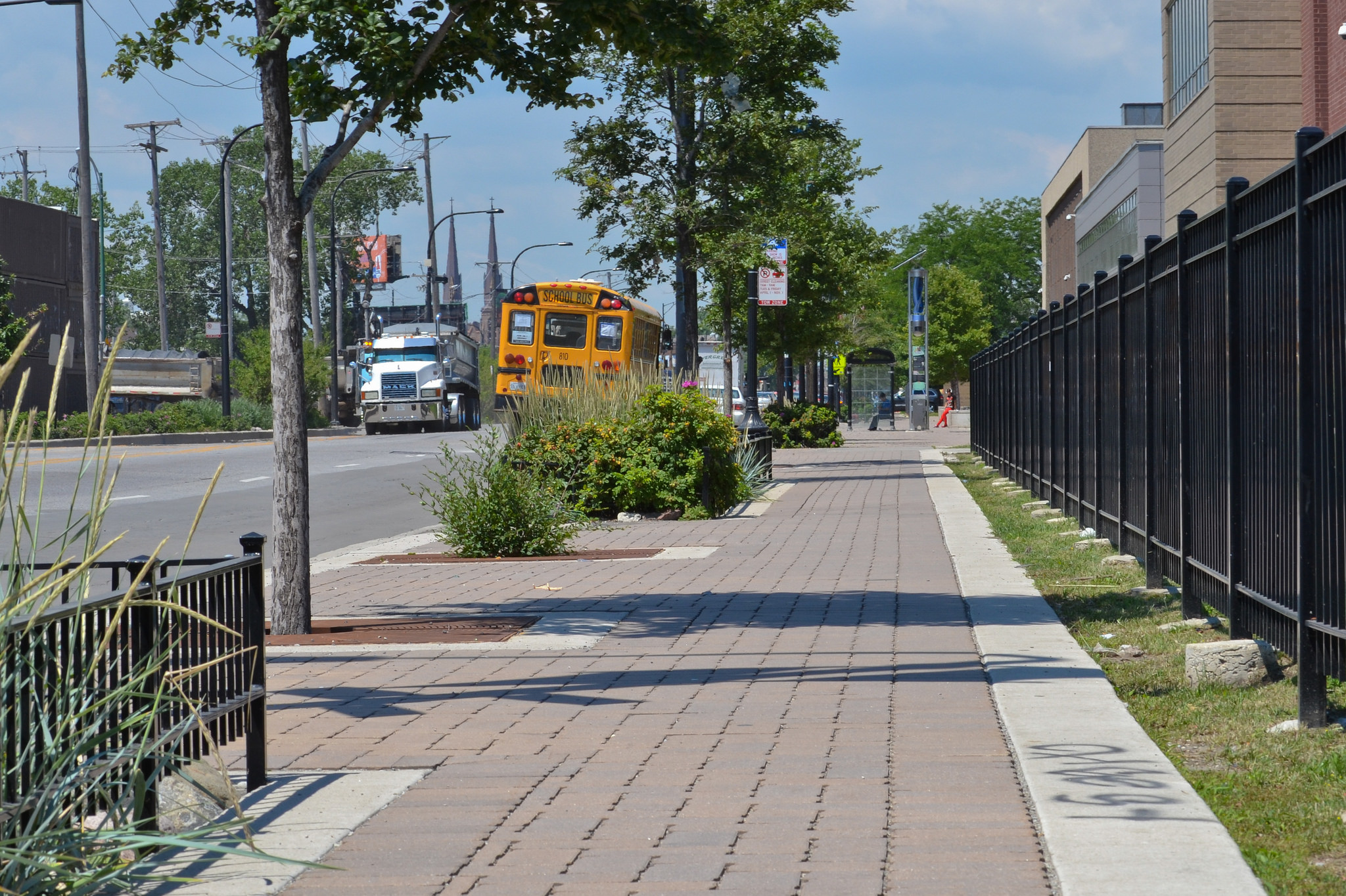 Do Green Streets Actually Work For Stormwater Management