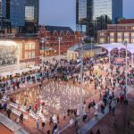 Silva Cell ASLA Award Winning Project – Sundance Square