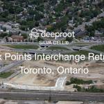 Silva Cells Part of the Massive Six Points Interchange Retrofit in Toronto – Case Study