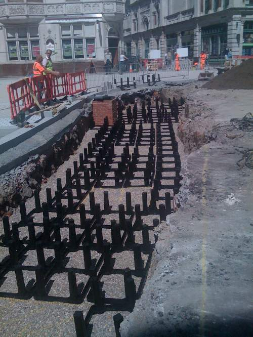 Silva Cells To Help With On Site Stormwater Management In